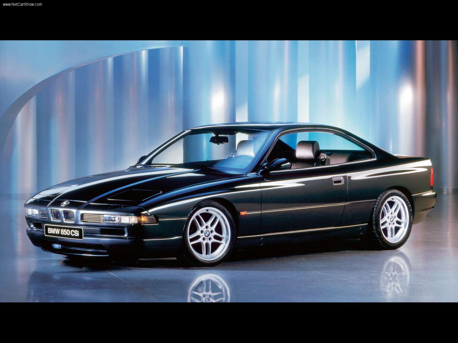 Pictures of bmw 8er (e31) 1996 #5
