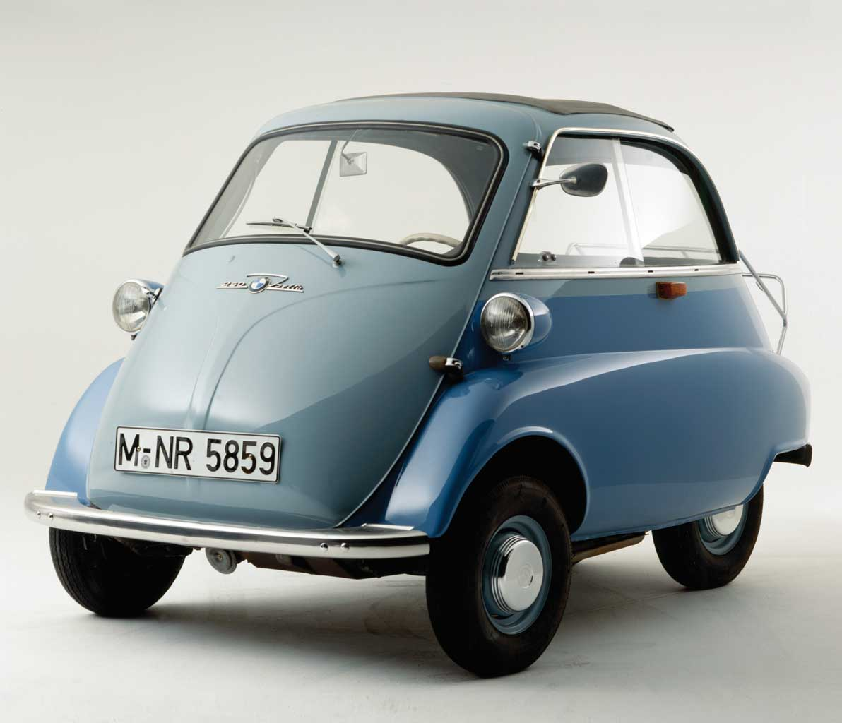 Pictures of bmw isetta #15