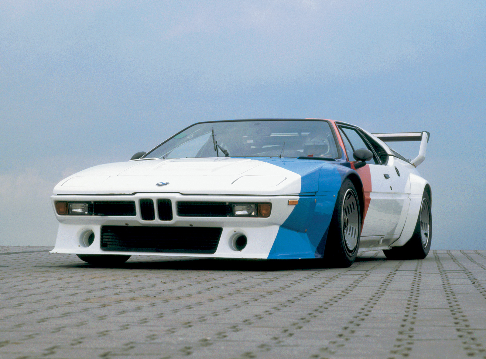 Pictures of bmw m1
