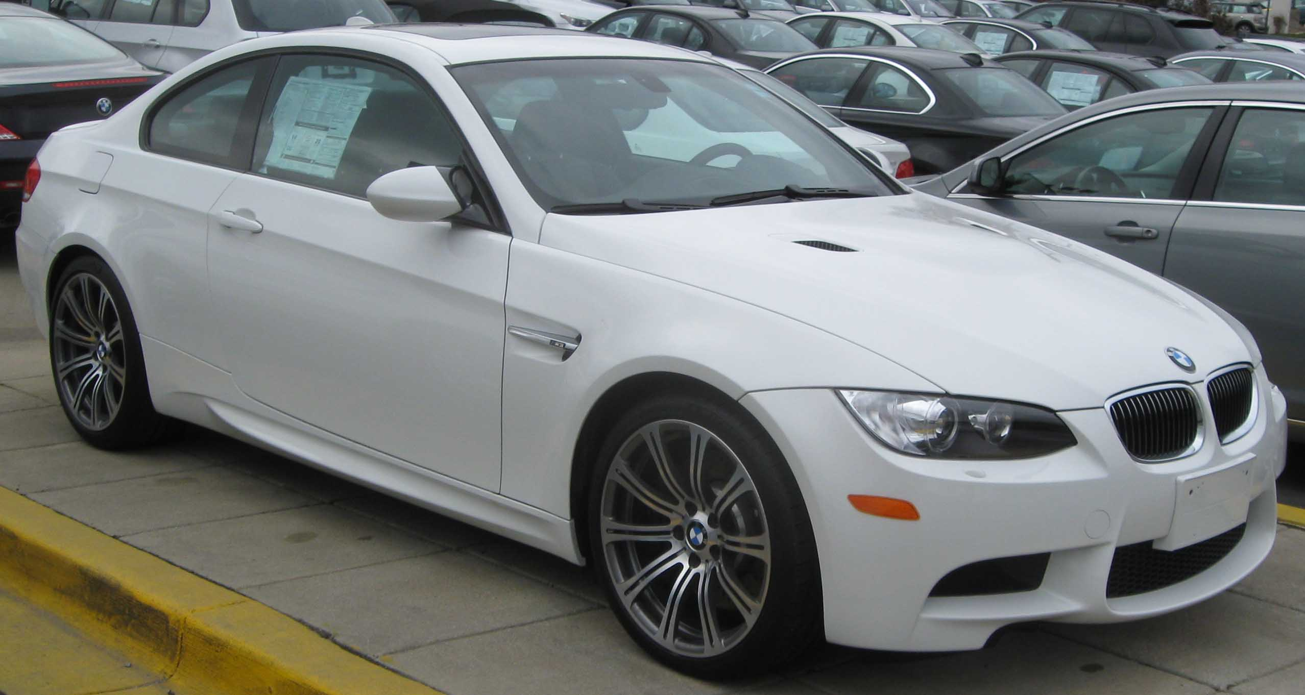 2007 Bmw M3 E90 Pictures Information And Specs Auto Database Com