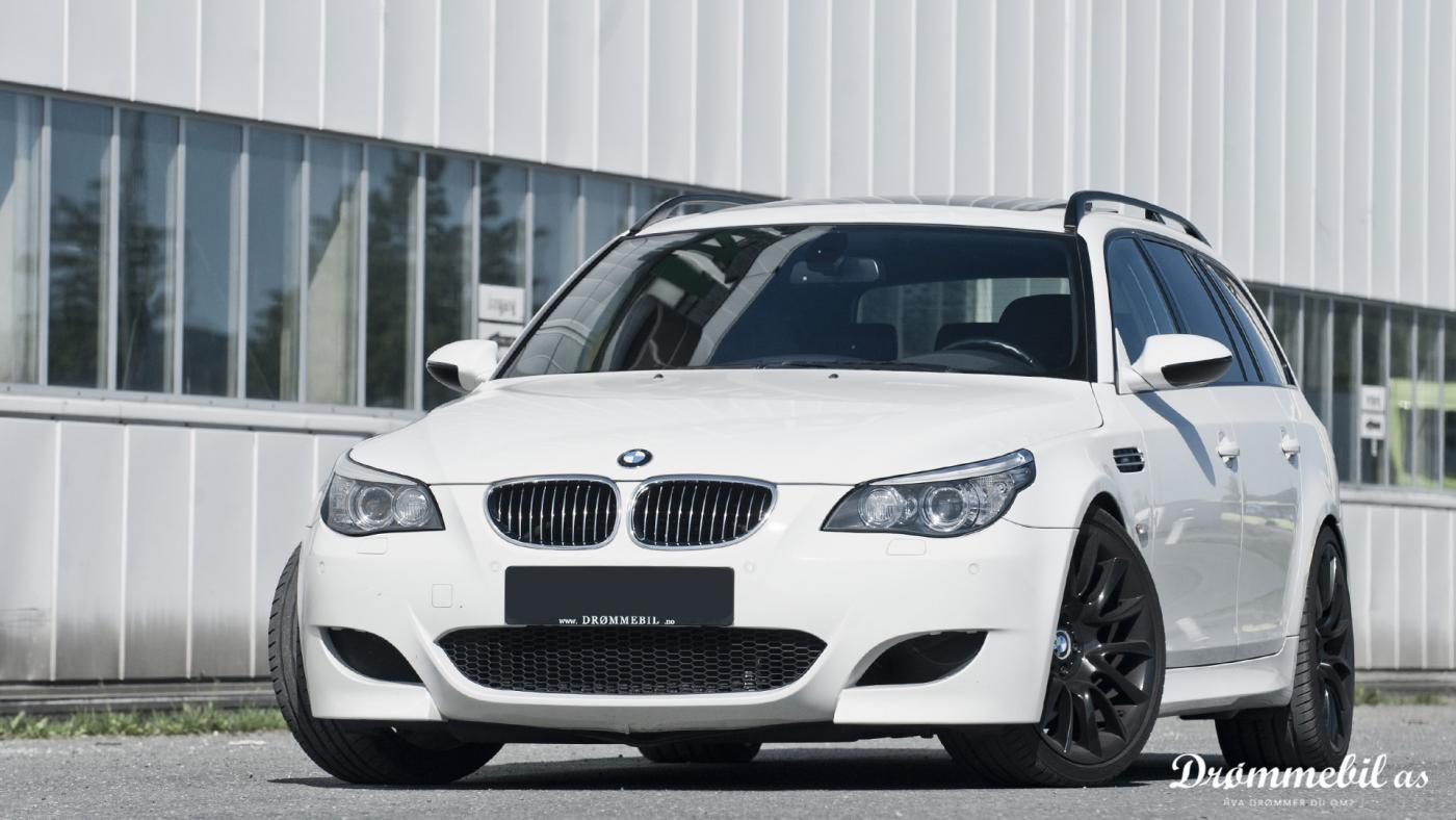2009 Bmw M5 Touring E61 Pictures Information And