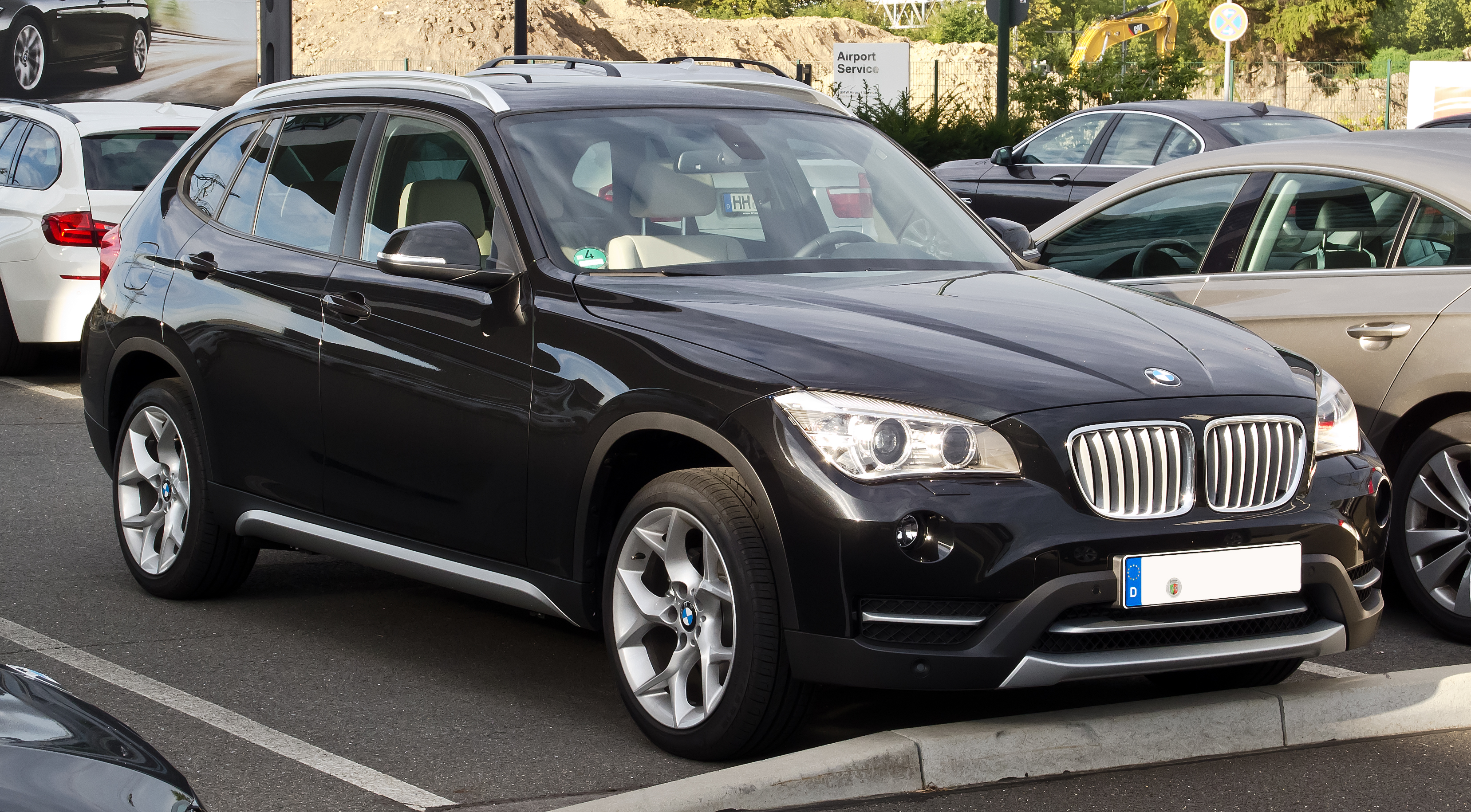 Pictures of bmw x1