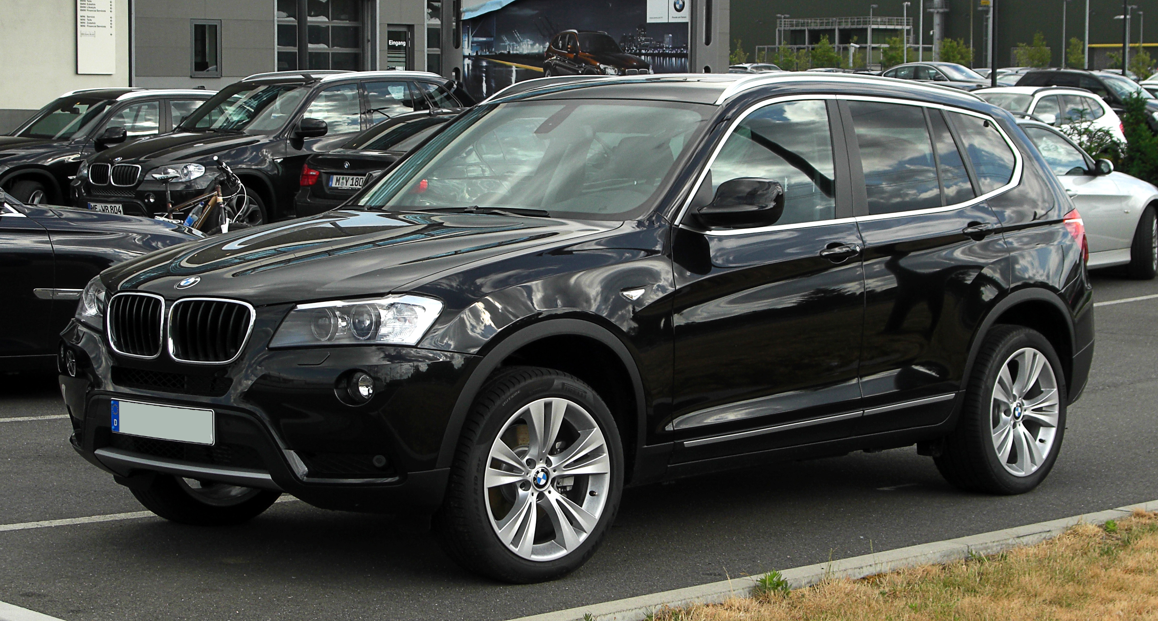 Pictures of bmw x3 #3