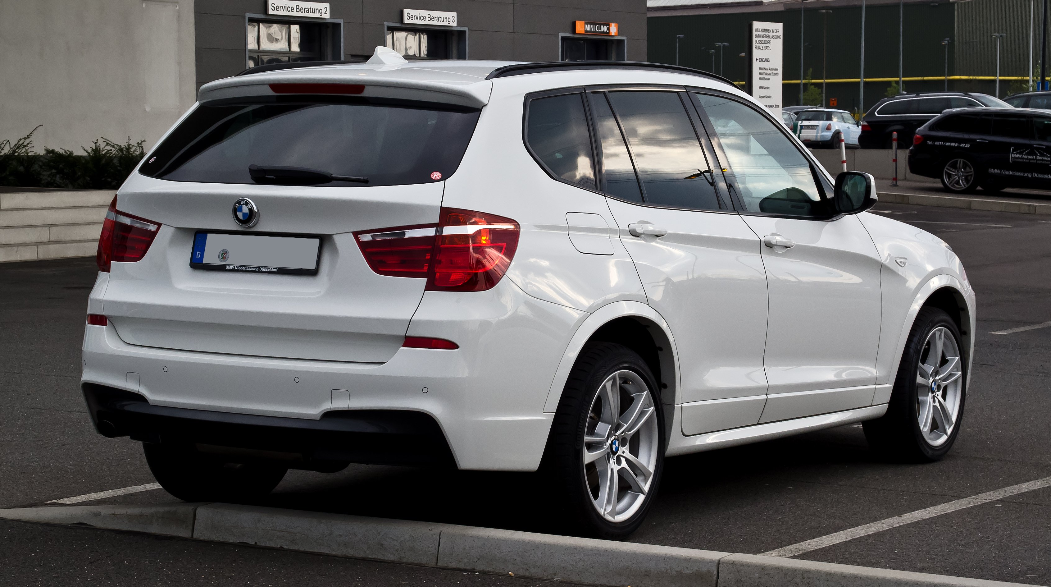 Pictures of bmw x3 #11