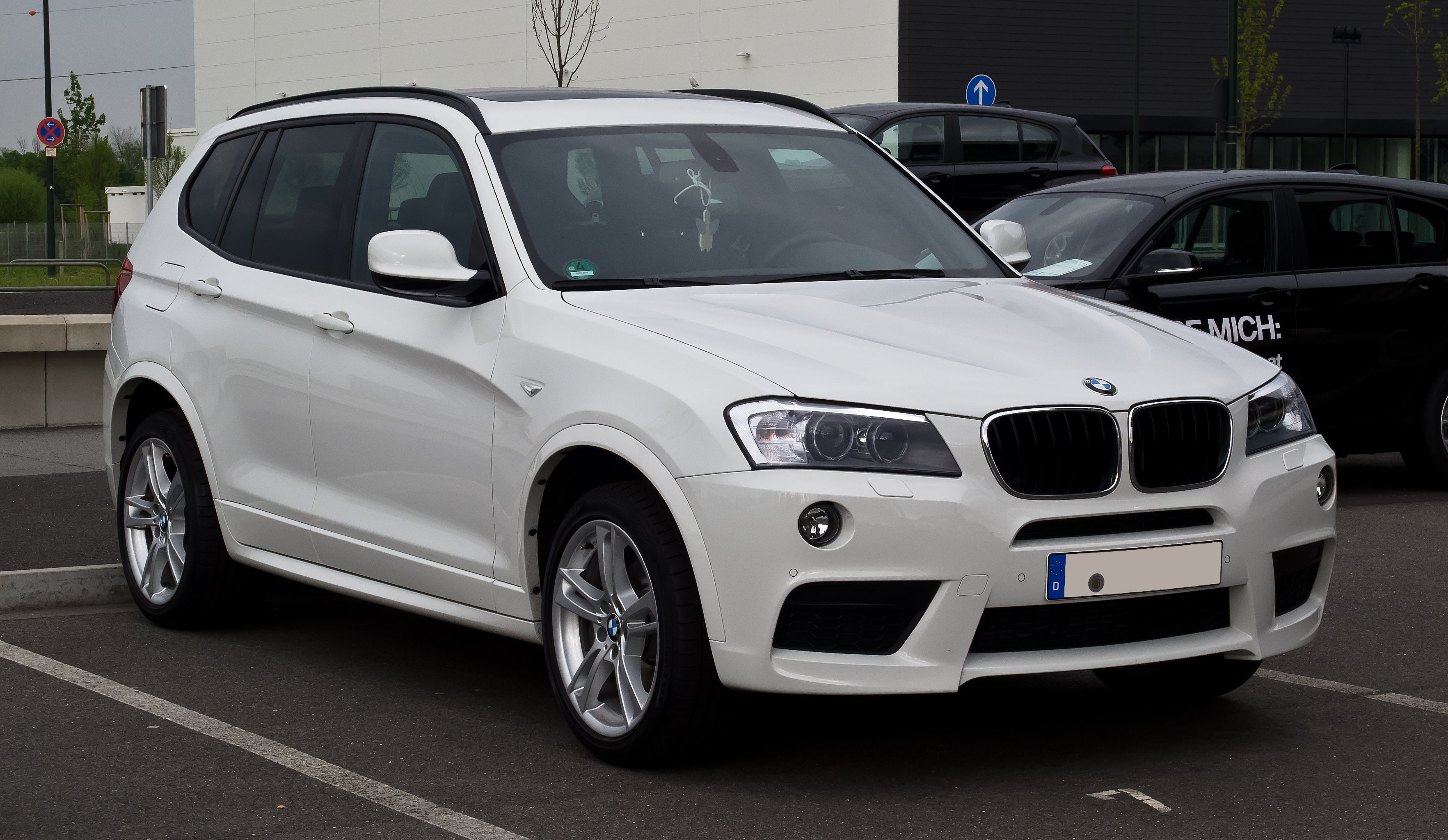 2012 bmw x3 ii f25 pictures information and specs. Black Bedroom Furniture Sets. Home Design Ideas