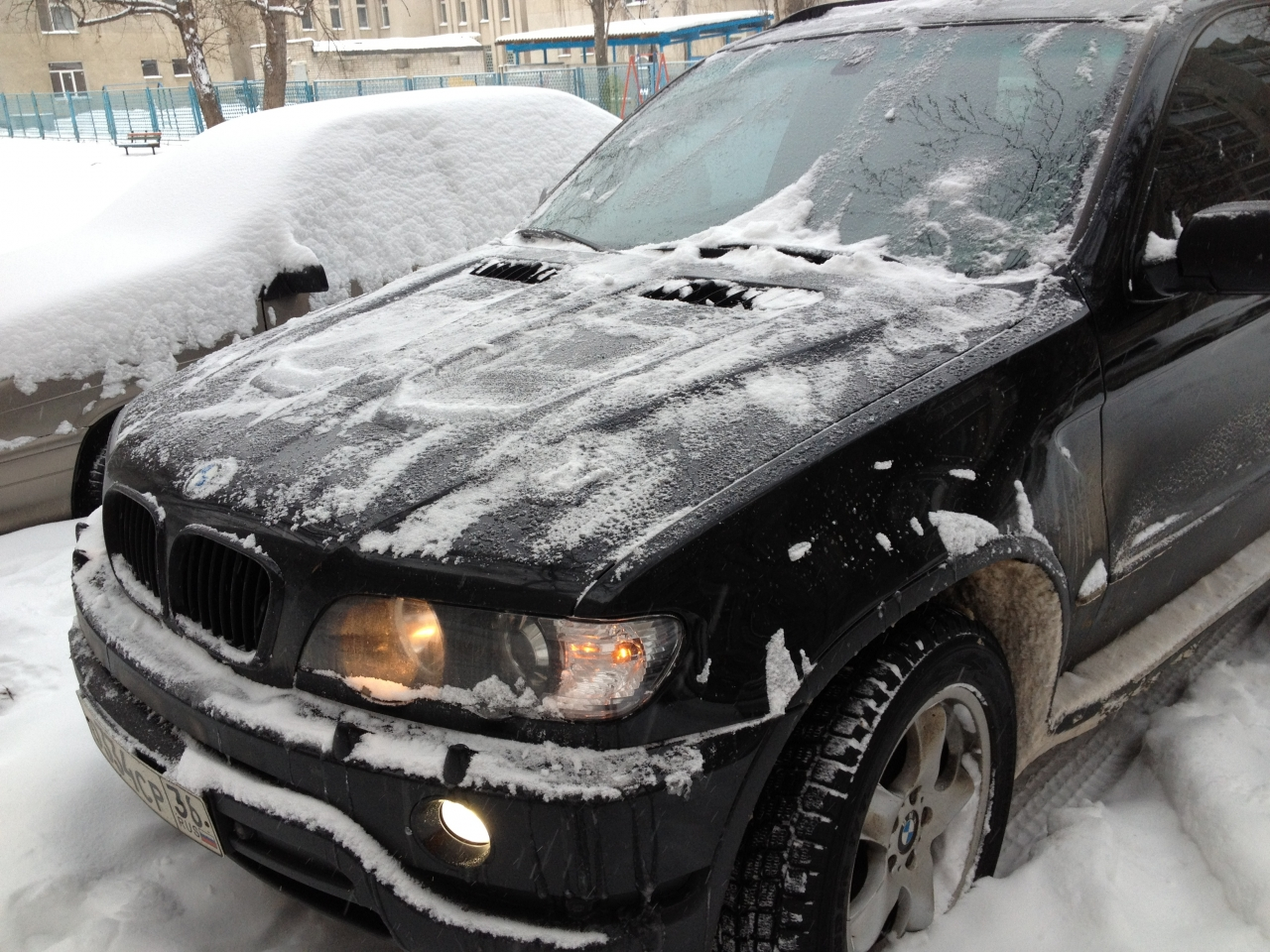 Pictures of bmw x5 (e53) 2001