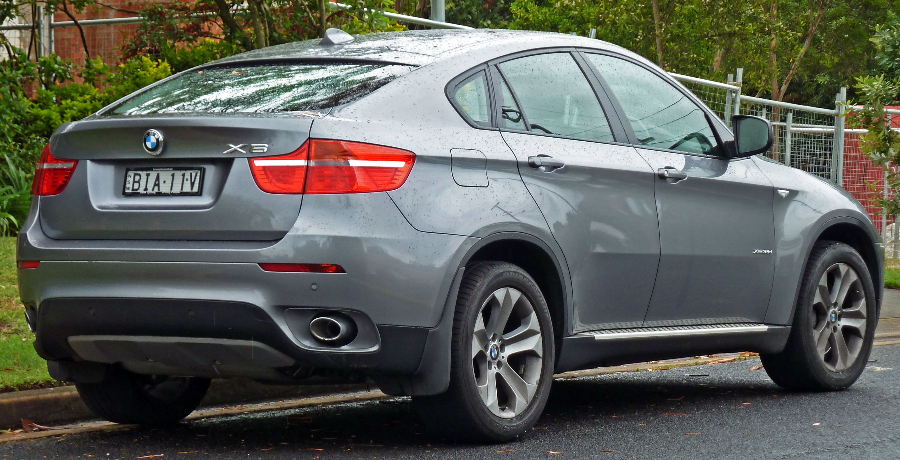 2008 Bmw X6 Xdrive50i Photo Gallery Of Long Term Road