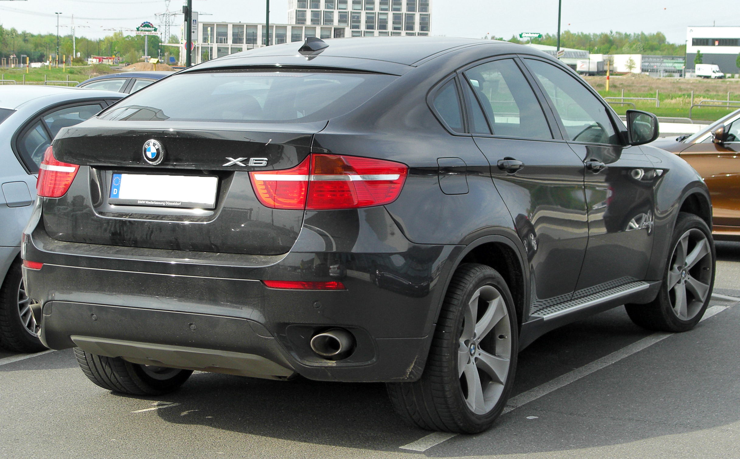 Pictures of bmw x6 2010 #9