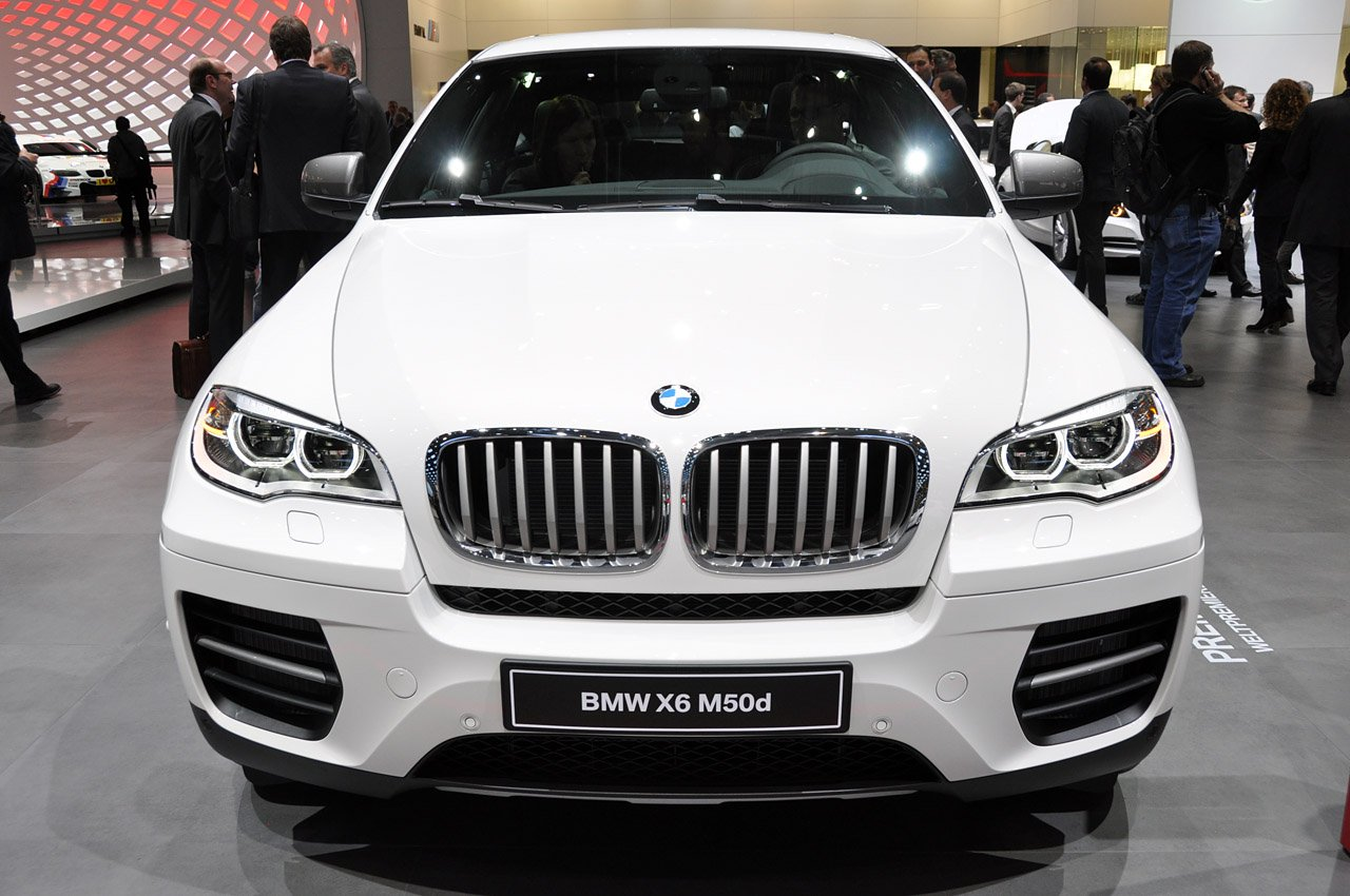 Pictures of bmw x6 2012
