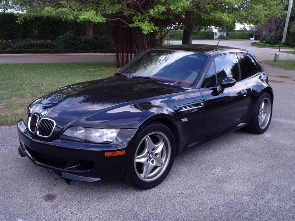 Pictures of bmw z3 coupe 1998 #6
