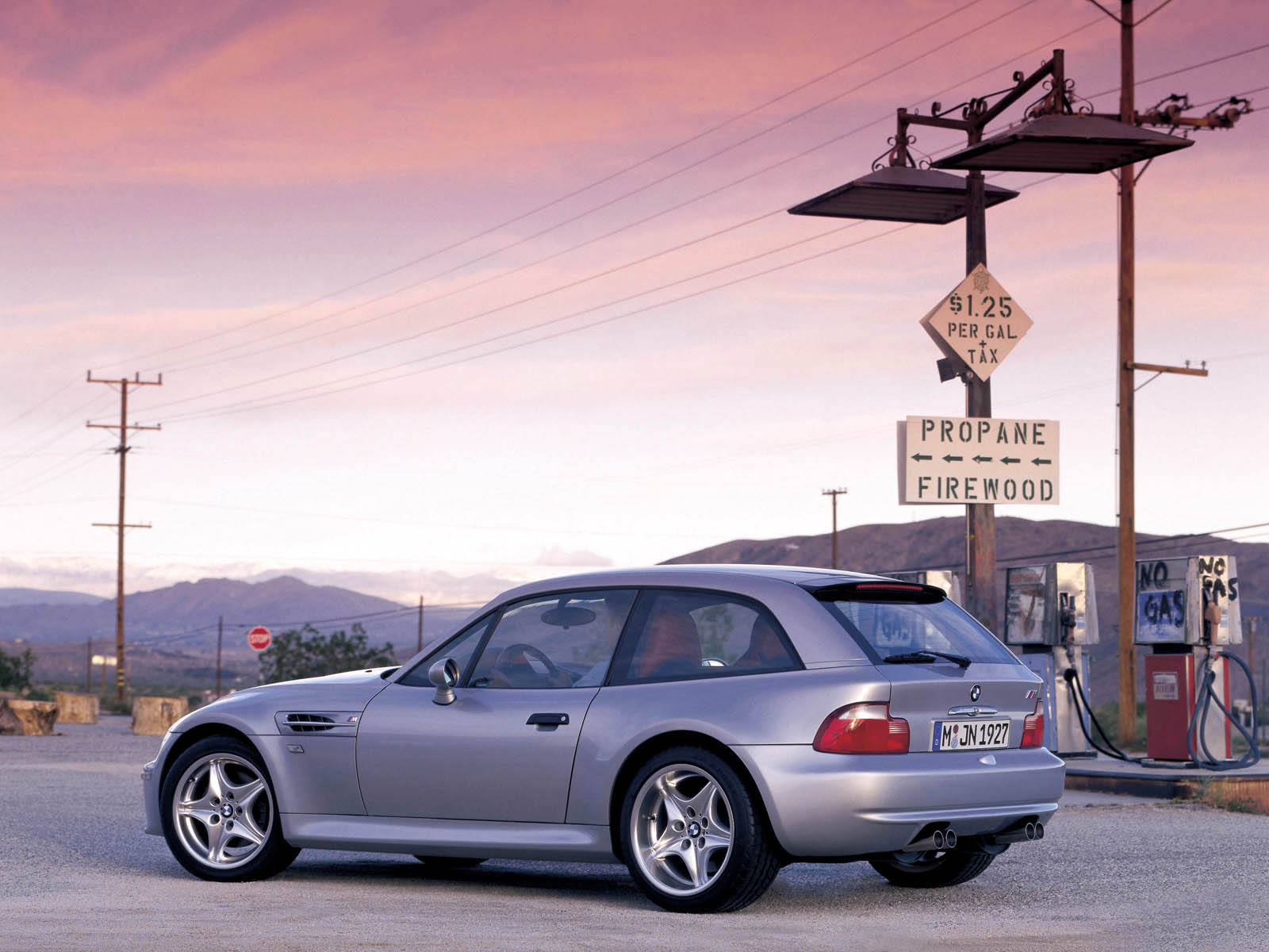 Pictures of bmw z3 m coupe 2000 #13