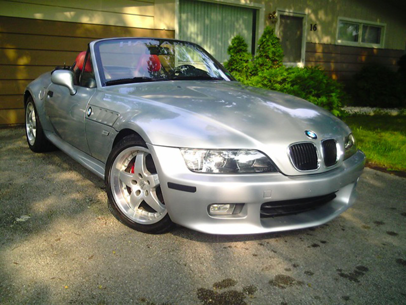 Pictures of bmw z3 m roadster 1997 #7