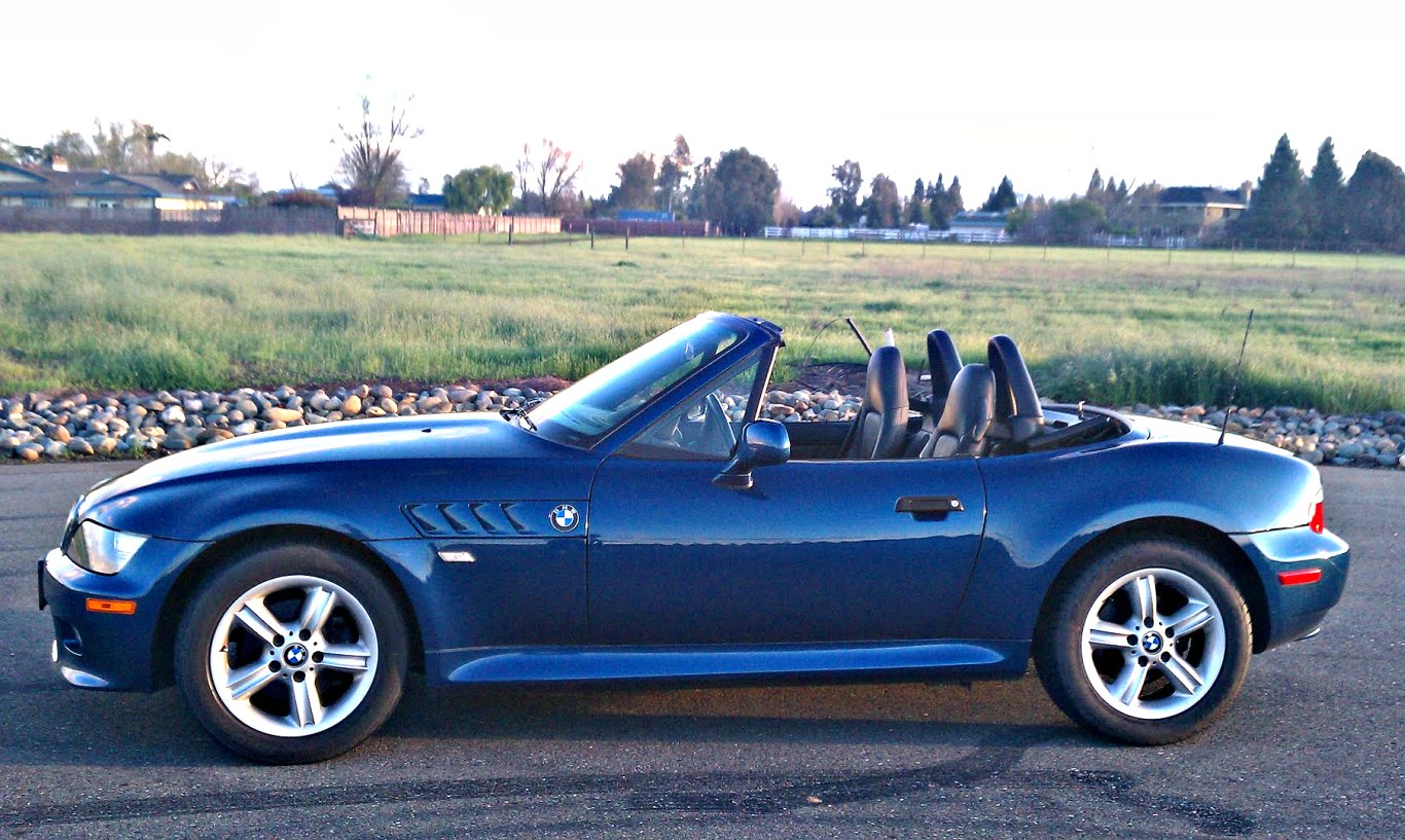 Pictures of bmw z3 m roadster 1997 #15