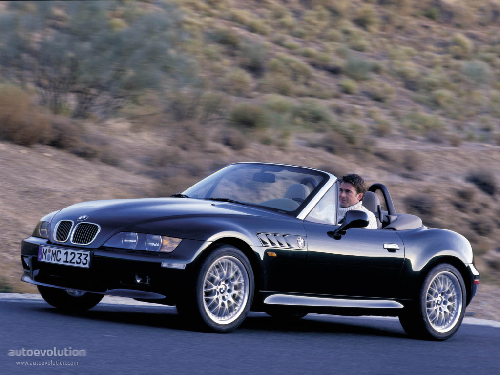 Pictures of bmw z3 roadster 1997 #7
