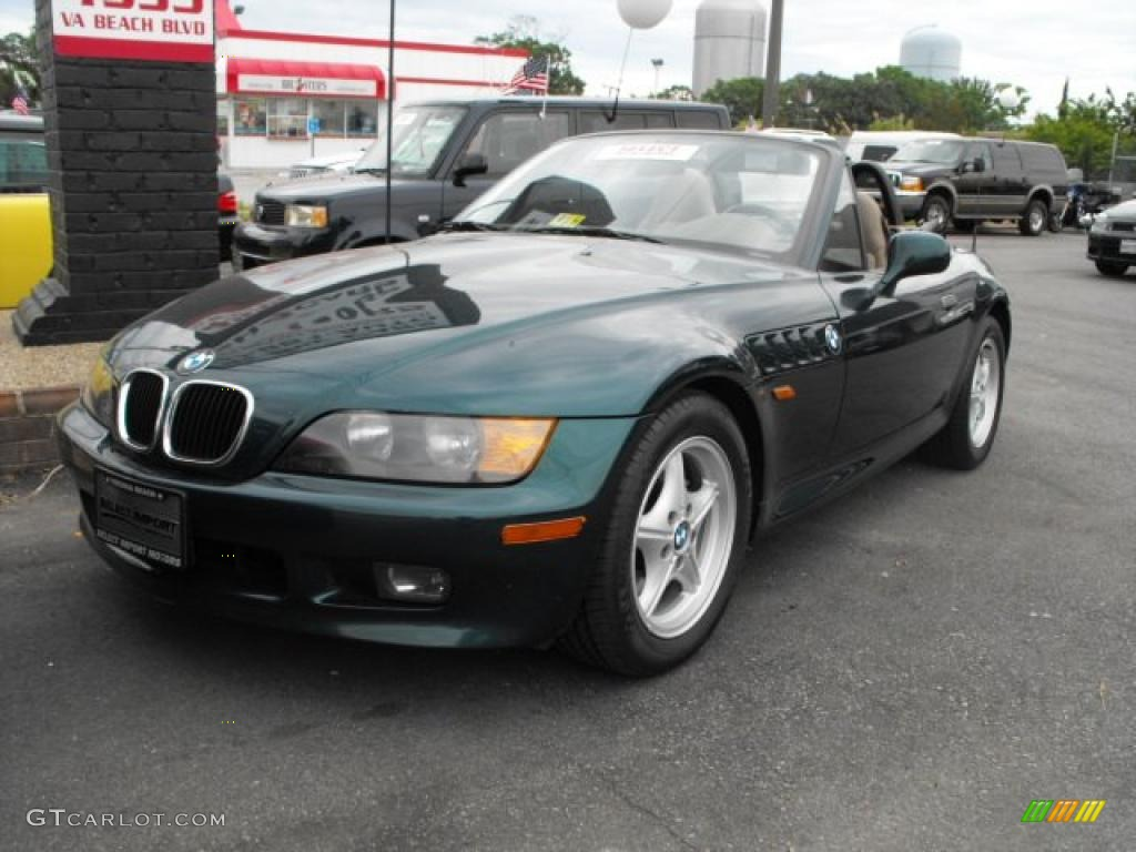 Pictures of bmw z3 roadster 1998 #8