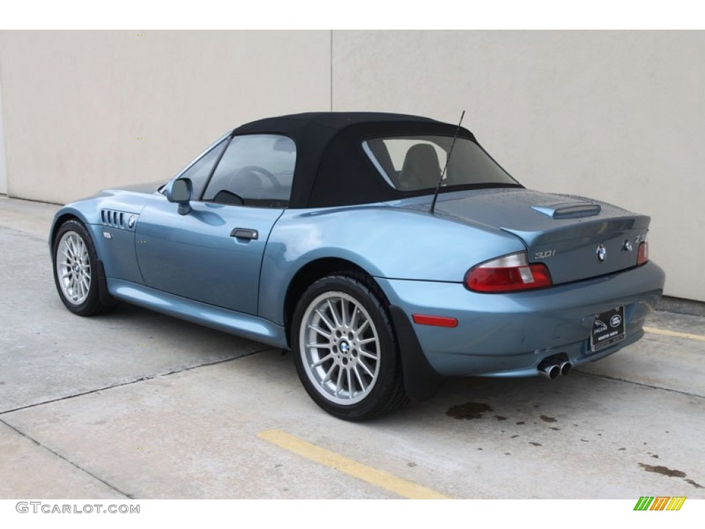 2002 Bmw Z3 Roadster Pictures Information And Specs