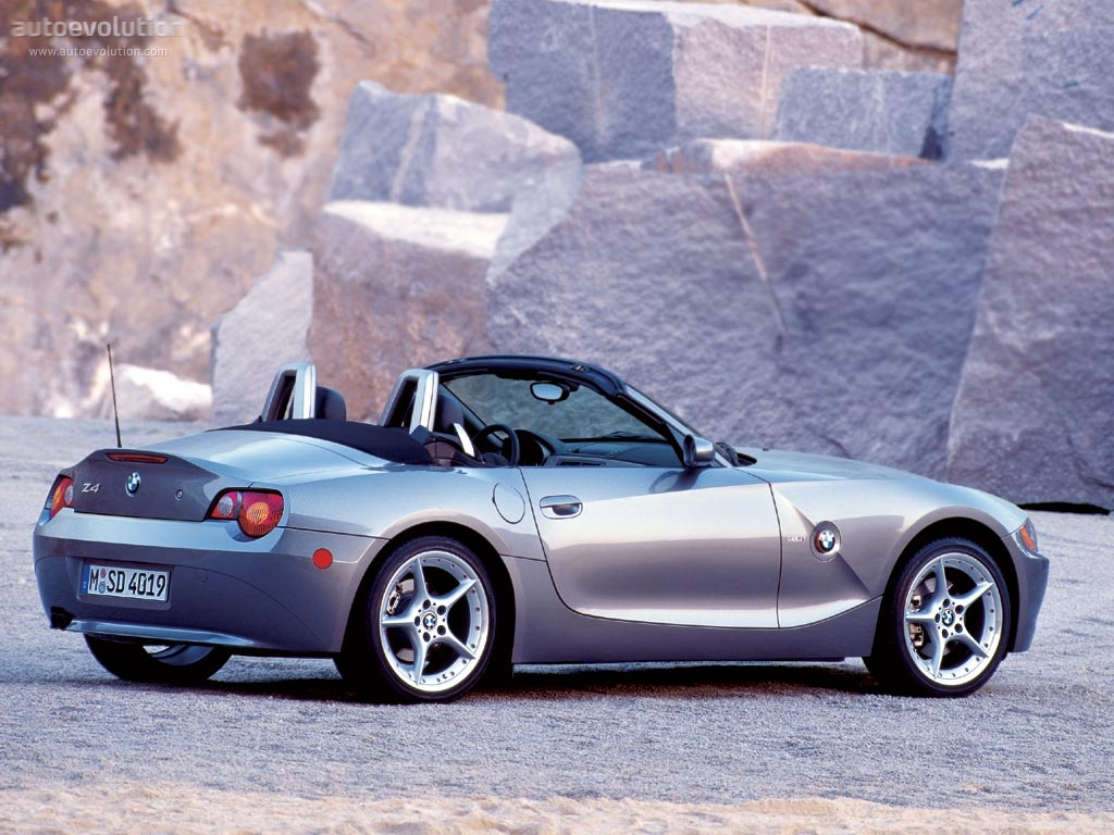 Pictures of bmw z4 (e85) 2002 #1