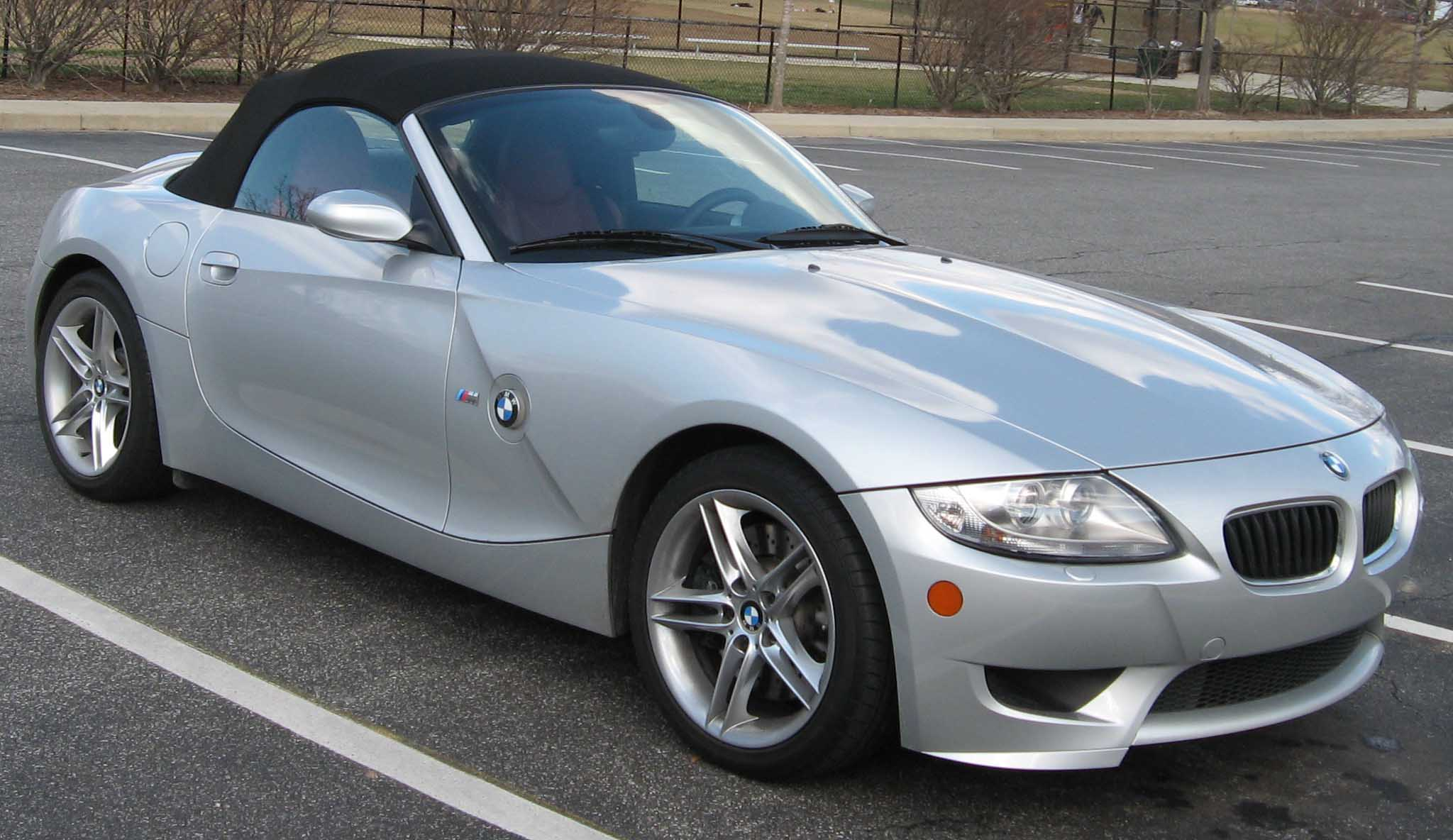 Pictures of bmw z4 (e85) 2002 #9