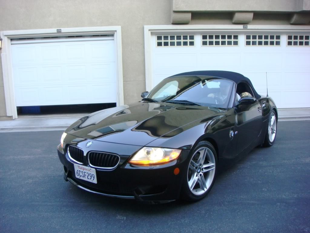 2007 Bmw Z4 E85 Pictures Information And Specs Auto