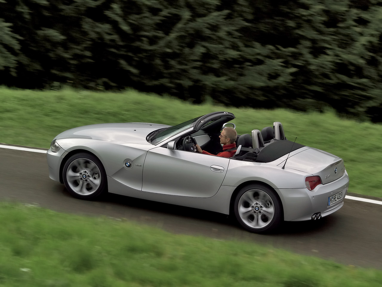 Pictures of bmw z4 m roadster 2006 #7