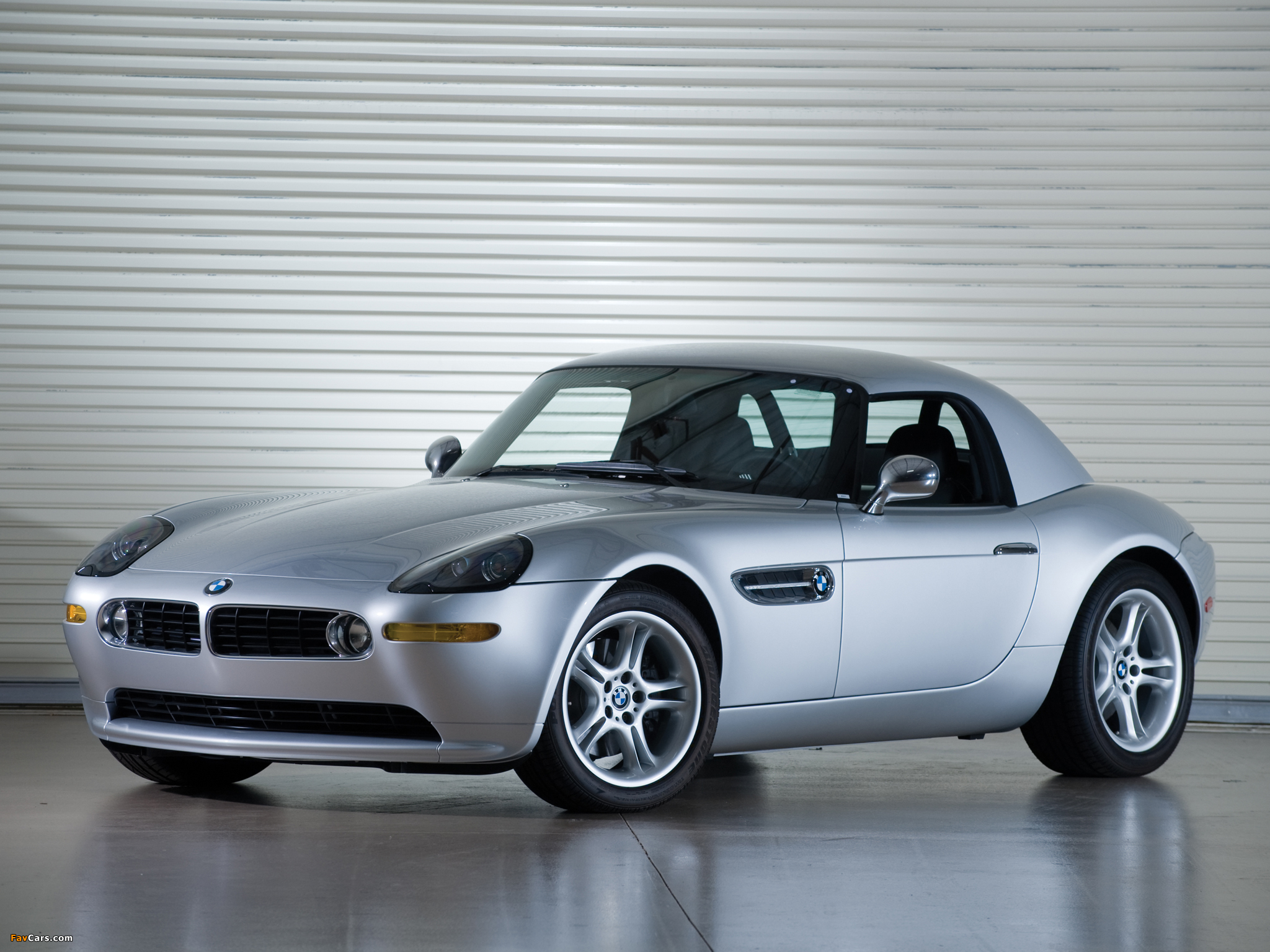 Pictures of bmw z8 (e52) 2000 #8