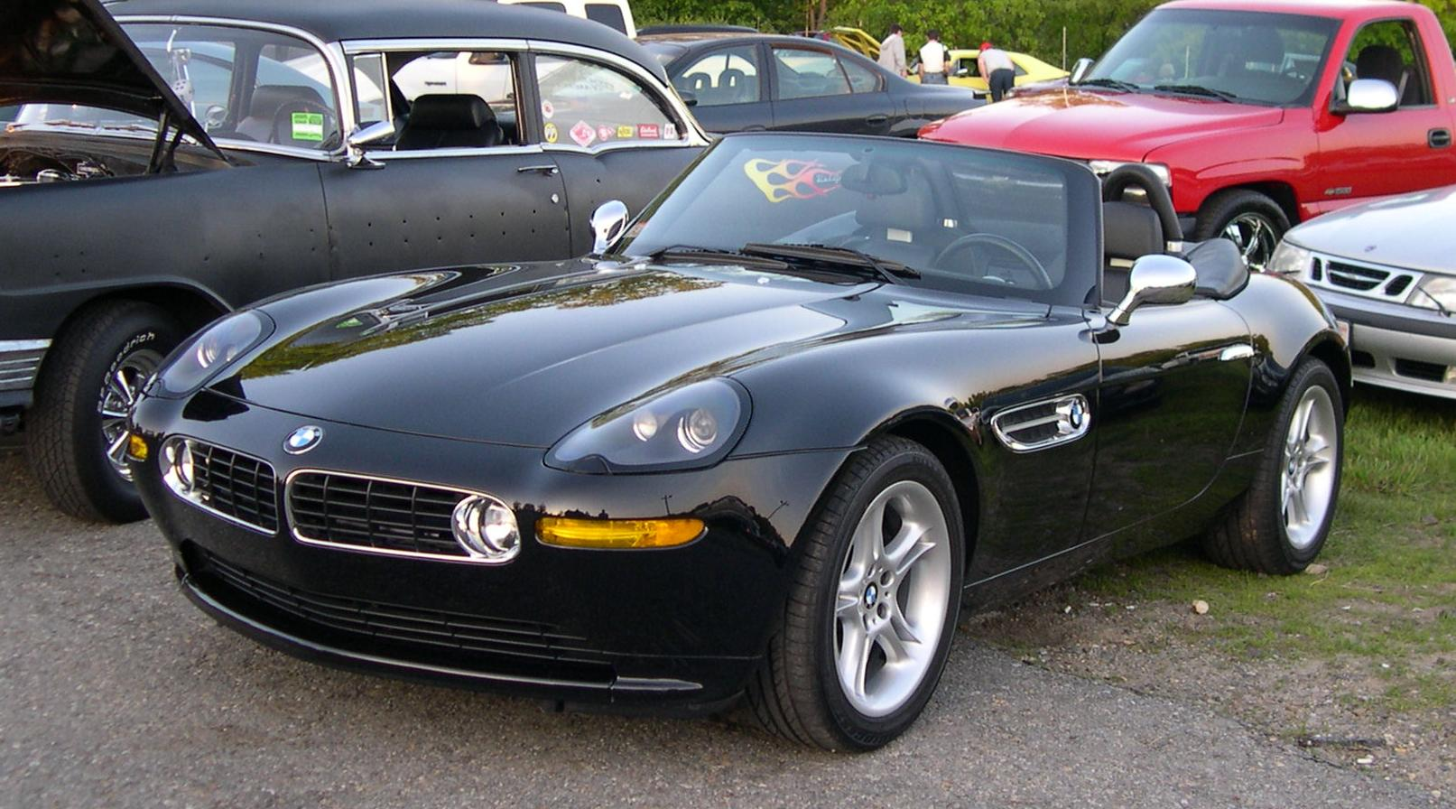 Pictures of bmw z8 (e52) 2001 #1