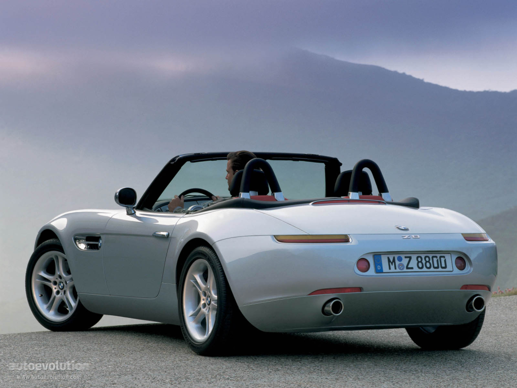 Pictures of bmw z8 (e52) 2001 #9