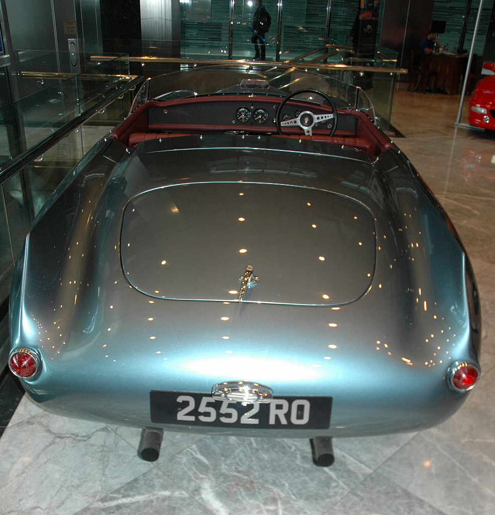 Pictures of bristol speedster