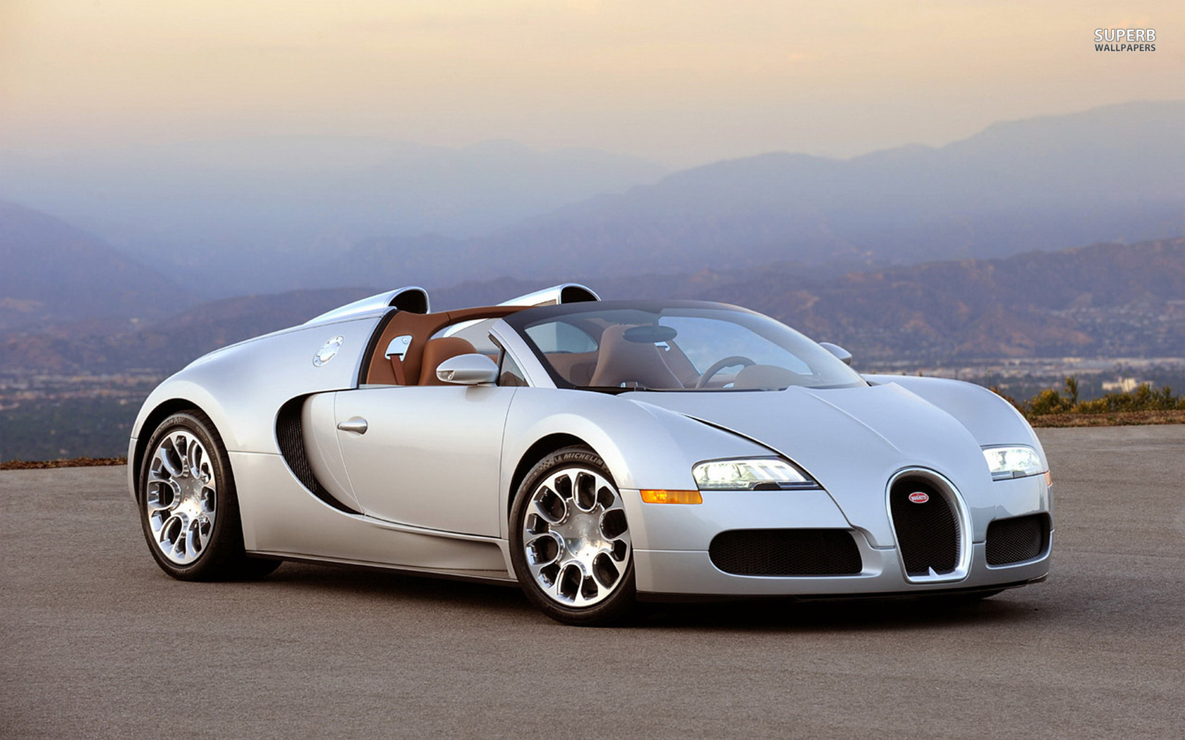 Pictures of bugatti veyron eb 16.4 2008