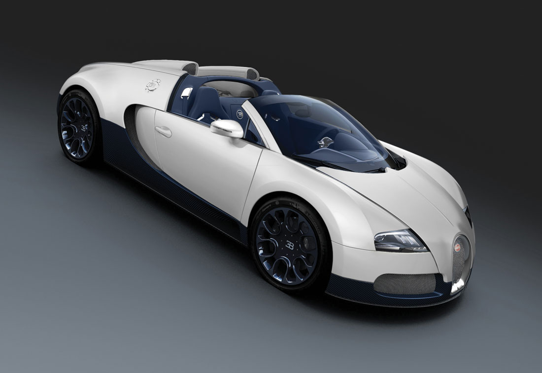 Pictures of bugatti veyron grand sport 2008