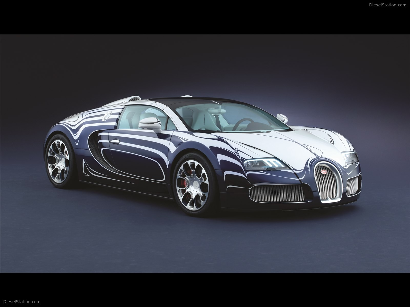 Pictures of bugatti veyron grand sport 2011