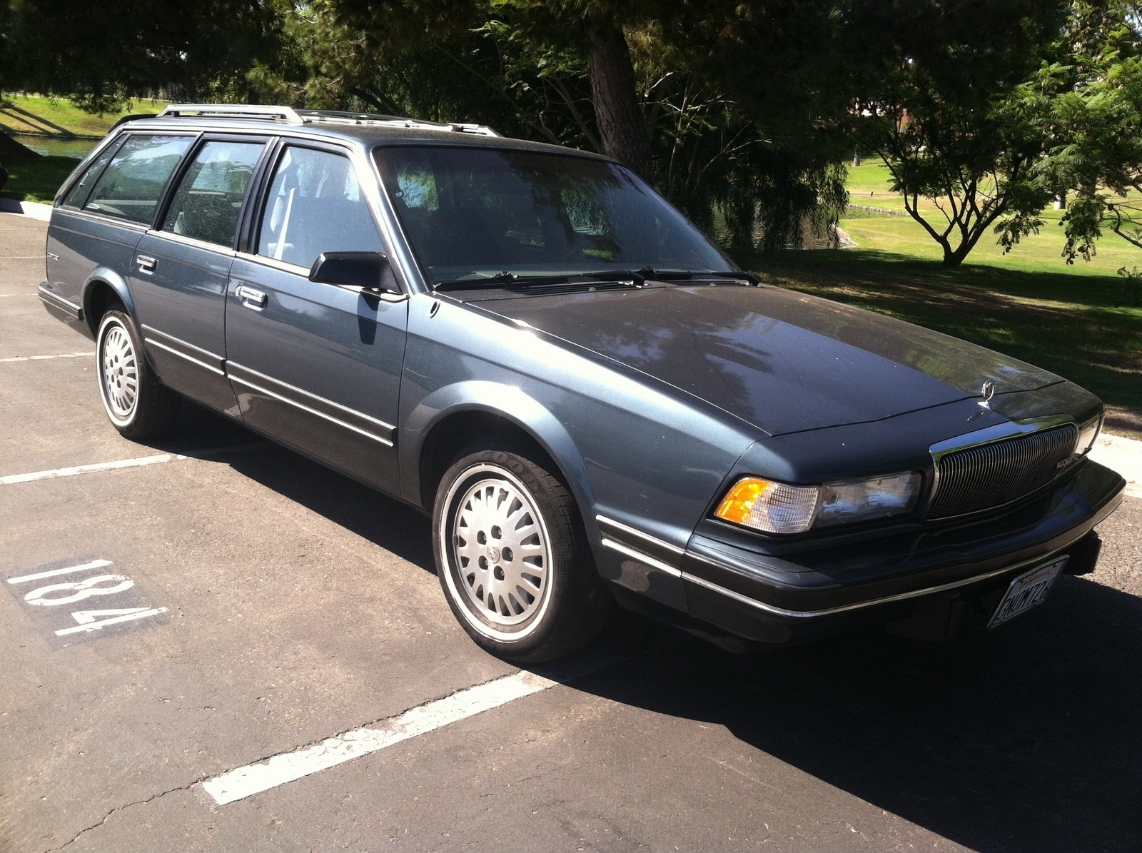Pictures of buick century wagon 1995 #4