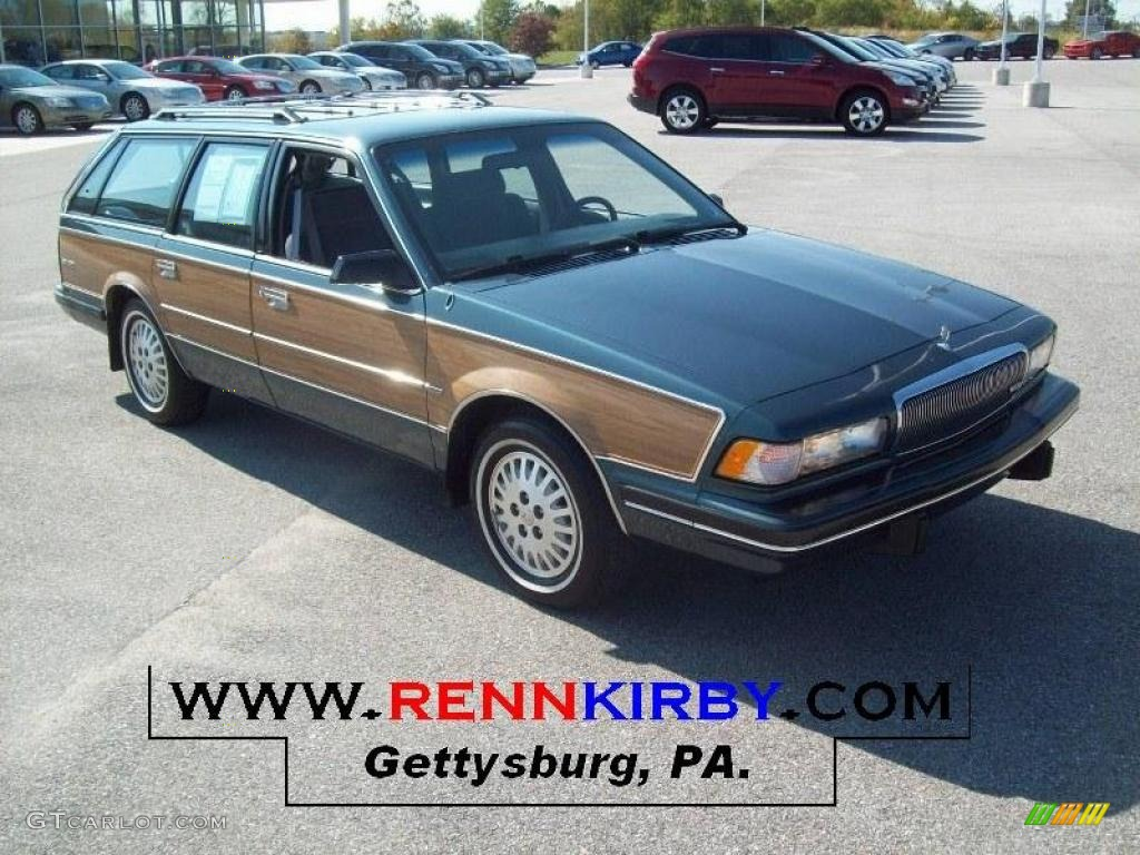 Pictures of buick century wagon 1995 #12