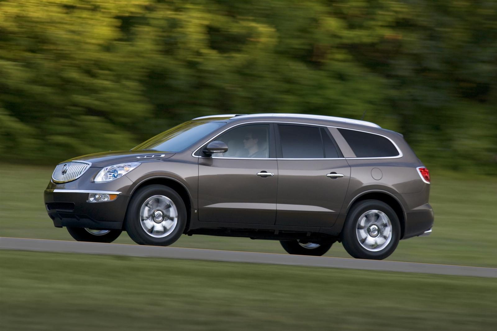 Pictures of buick enclave 2010