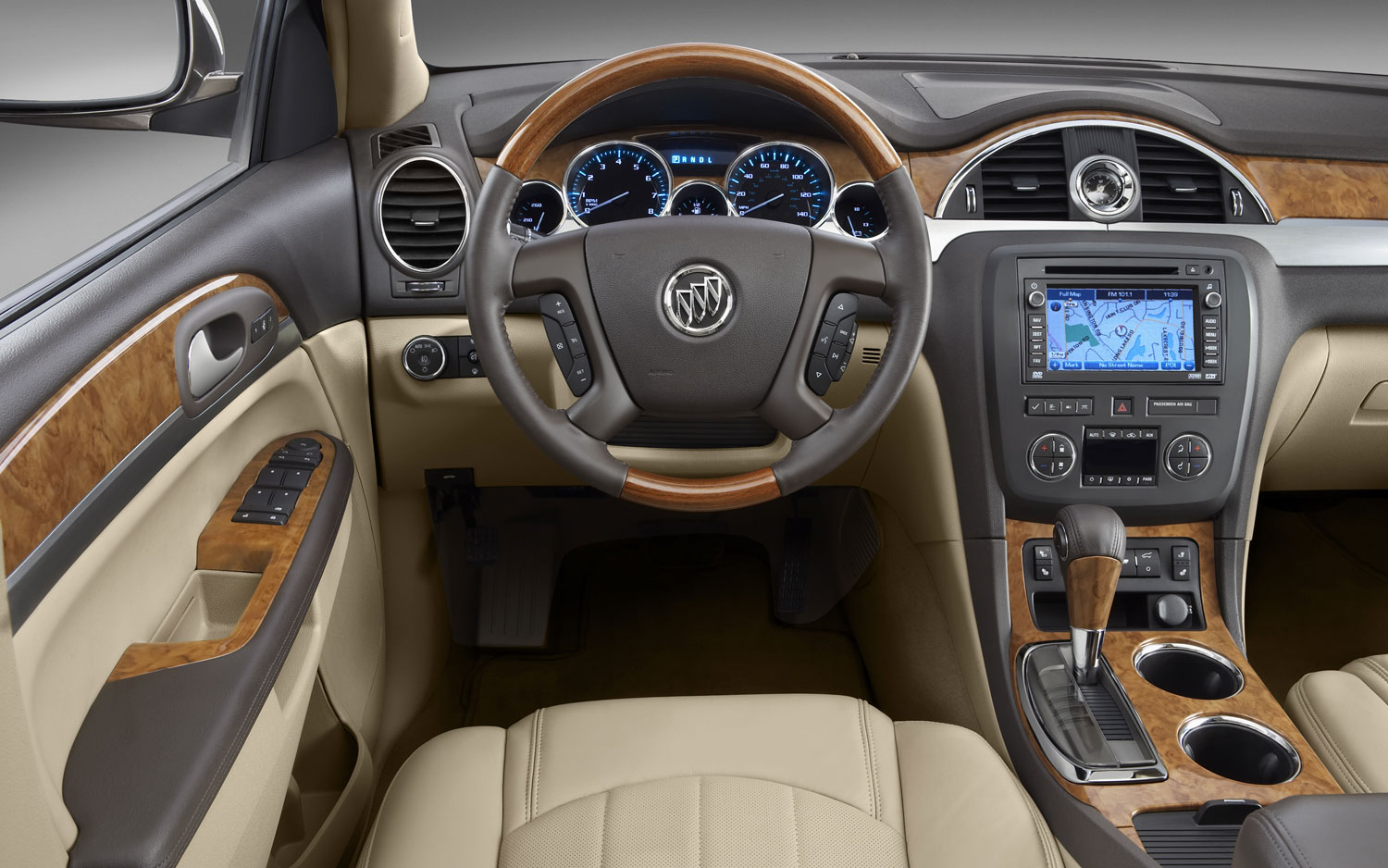 Pictures of buick enclave 2012