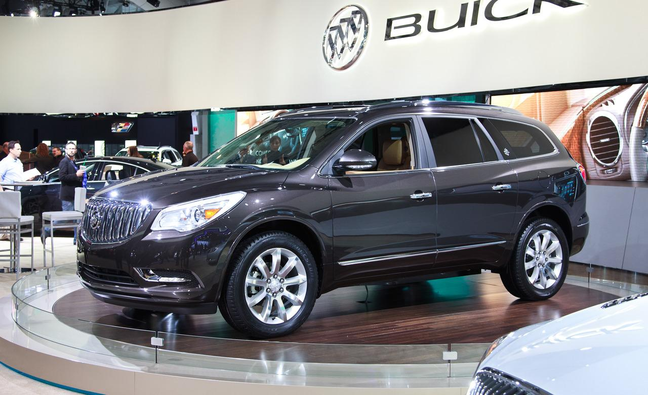 2014 buick enclave pictures information and specs auto. Black Bedroom Furniture Sets. Home Design Ideas