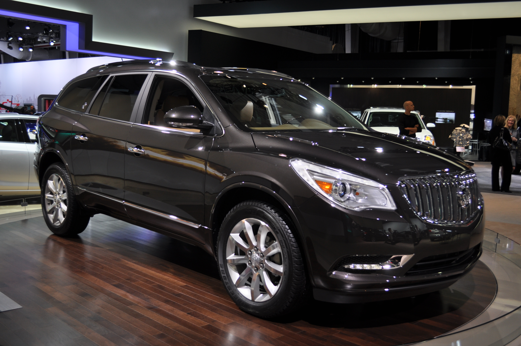 Pictures of buick enclave