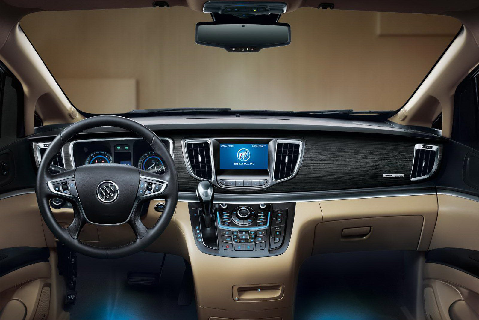 Pictures of buick gl8 #7