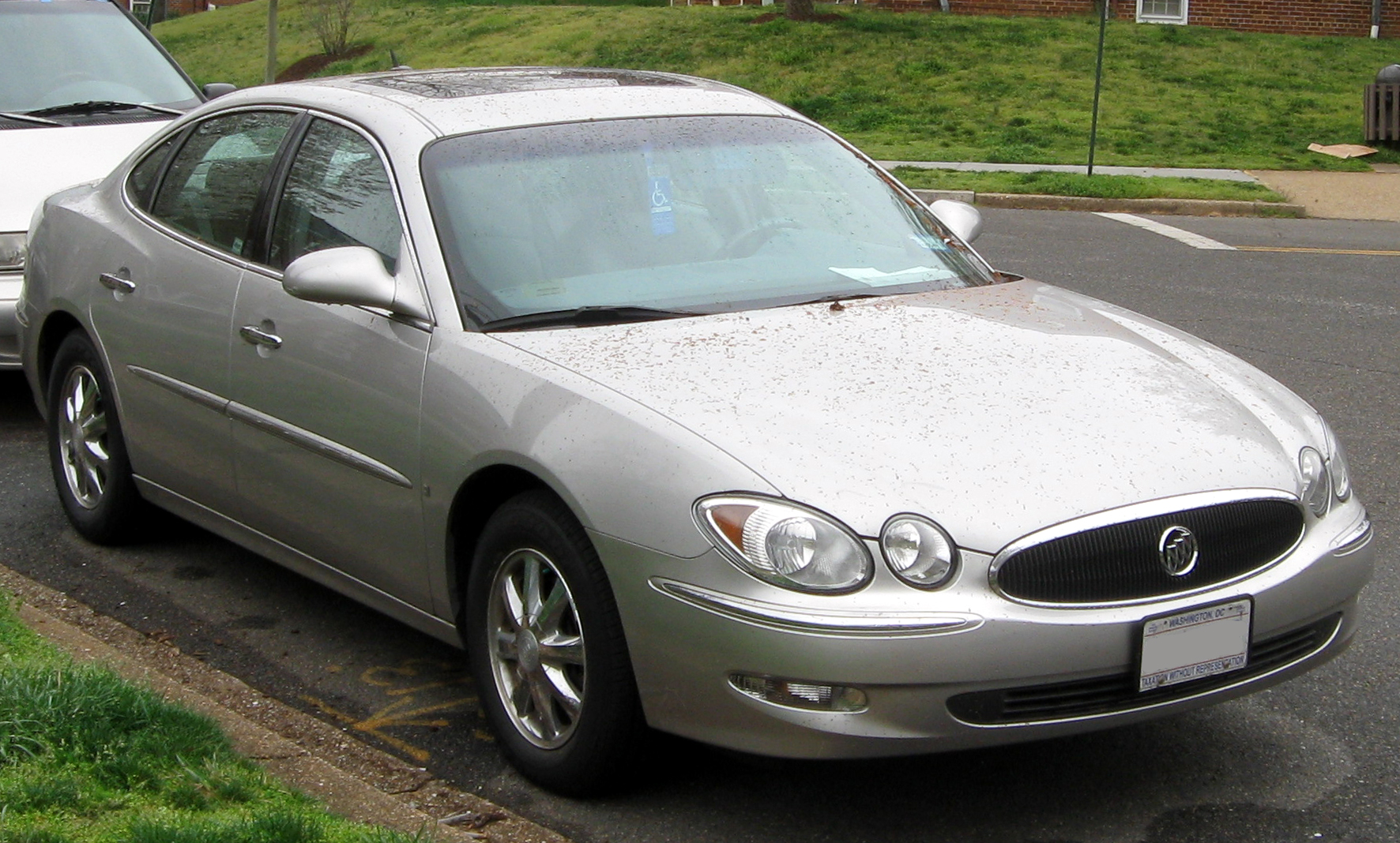 Pictures of buick lacrosse 2005 #12