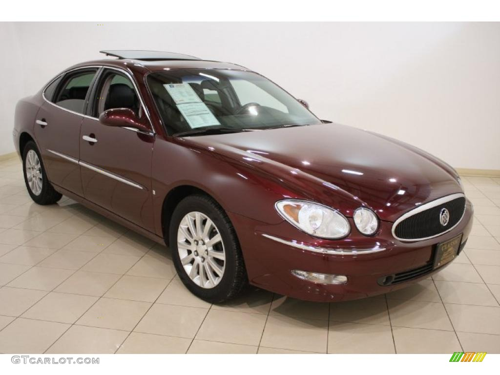 2007 Buick Lacrosse Pictures Information And Specs