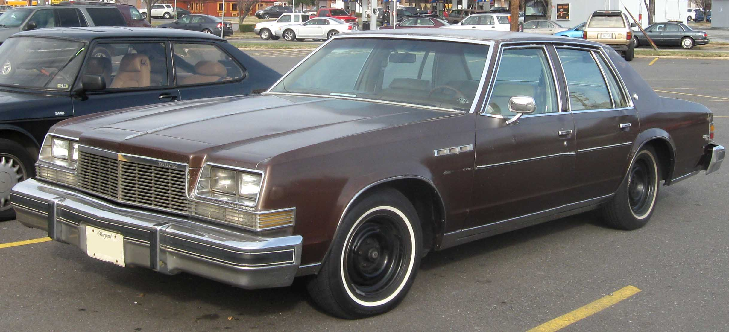 Pictures of buick le sabre #3