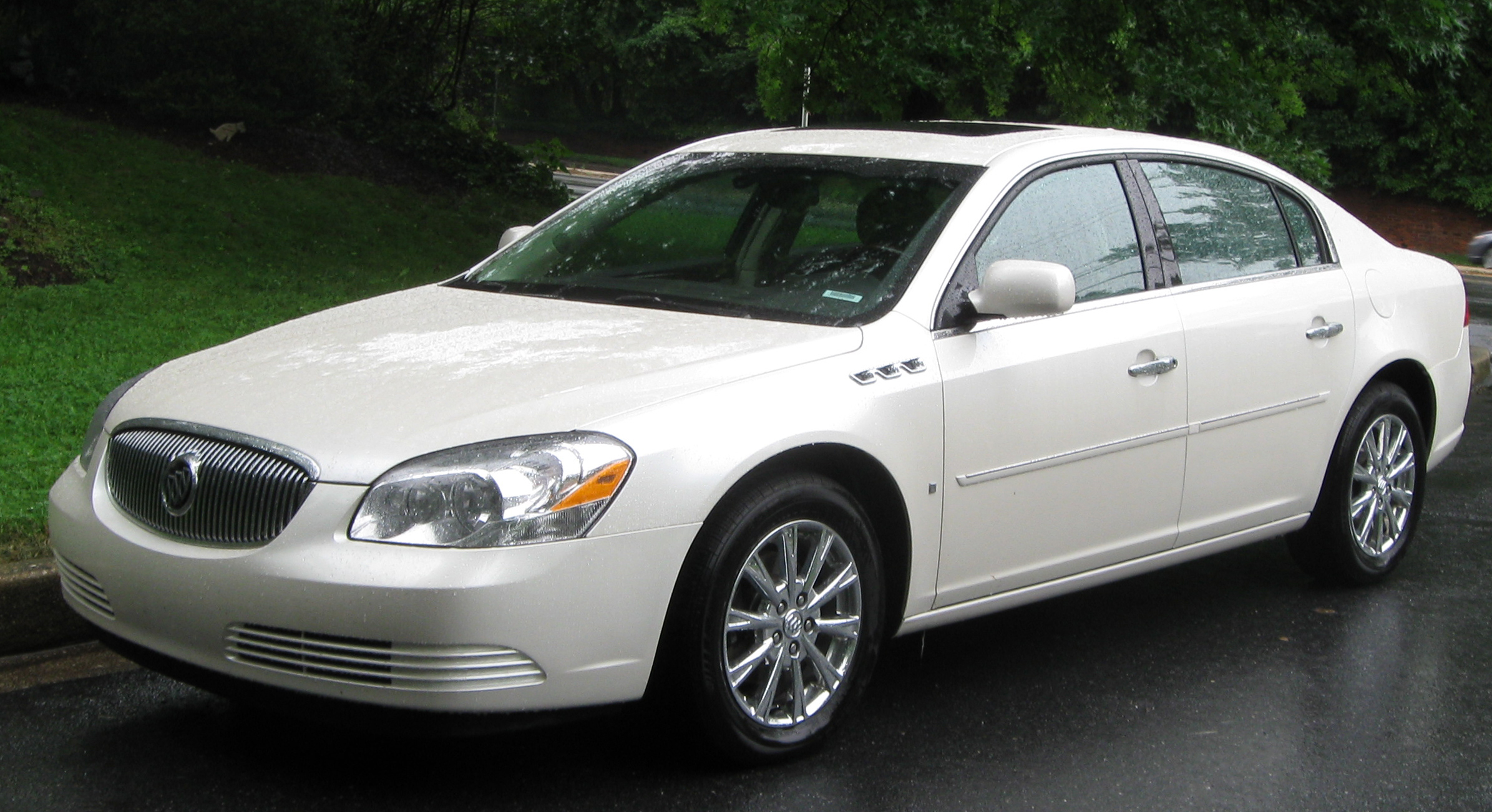 Pictures of buick lucerne #12