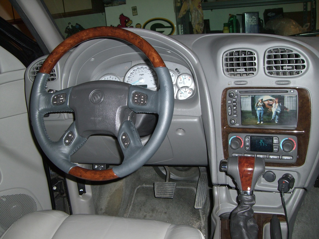 Pictures of buick rainier
