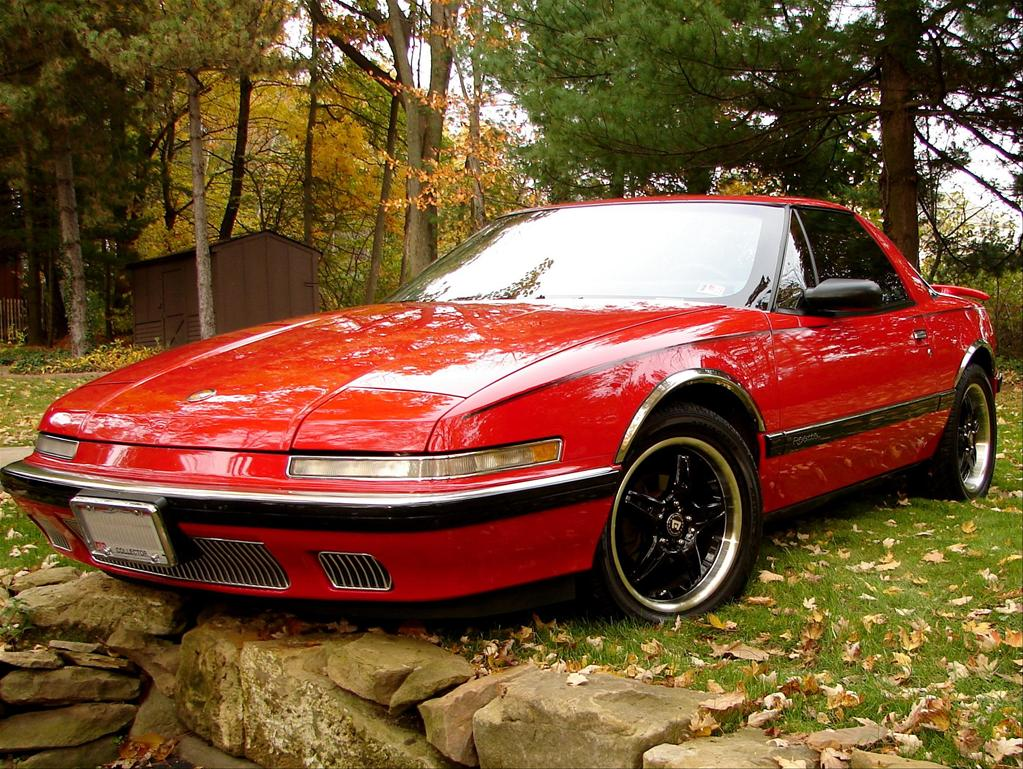 Pictures of buick reatta #5