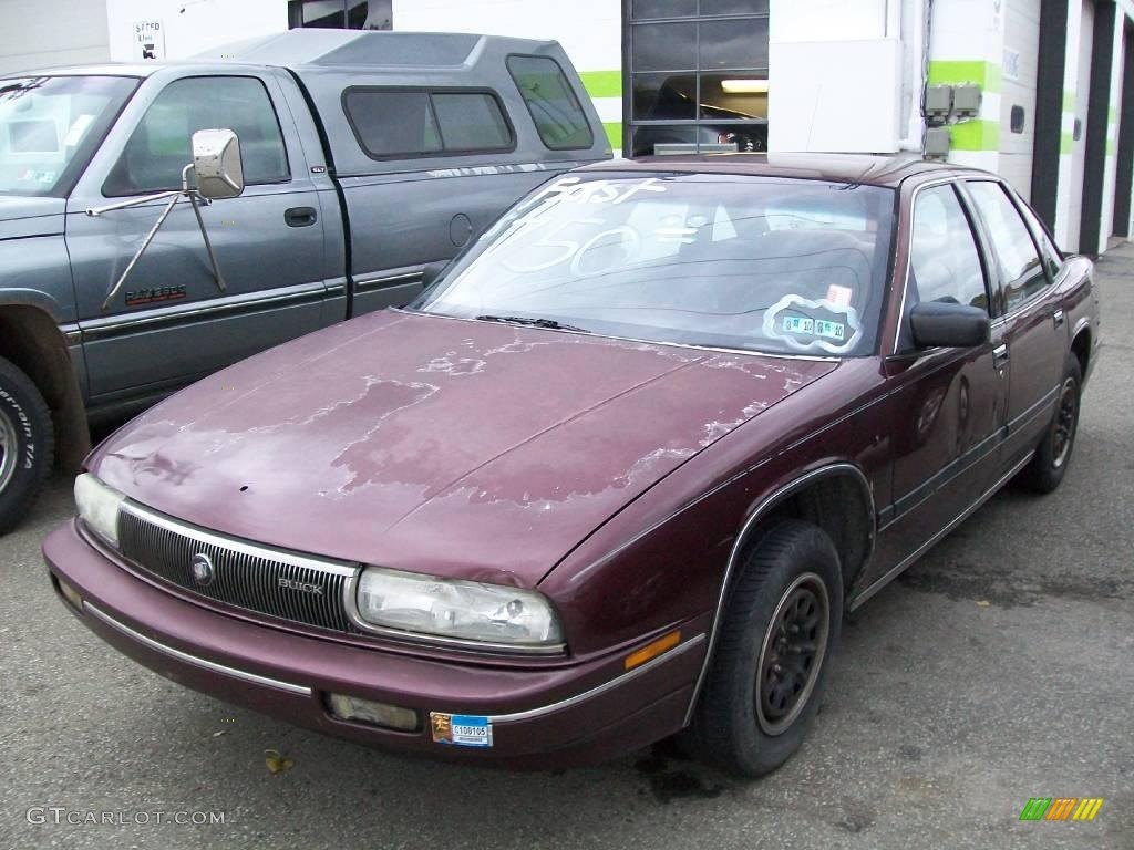 Pictures of buick regal 1992