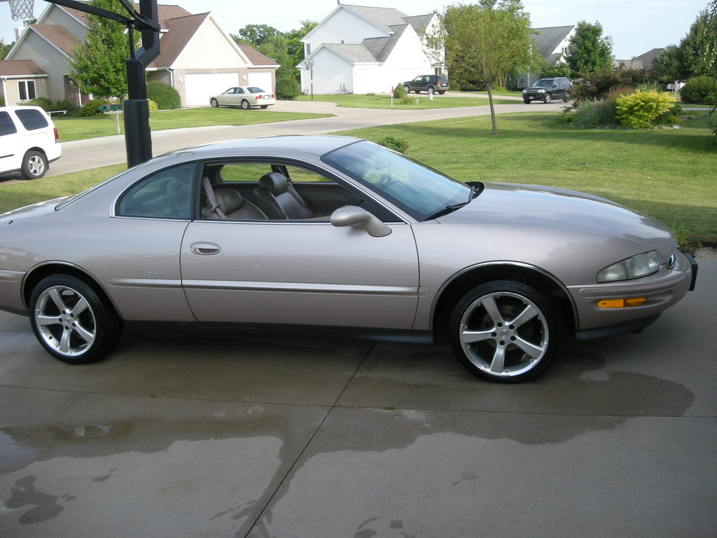 Pictures of buick riviera 1995 #8