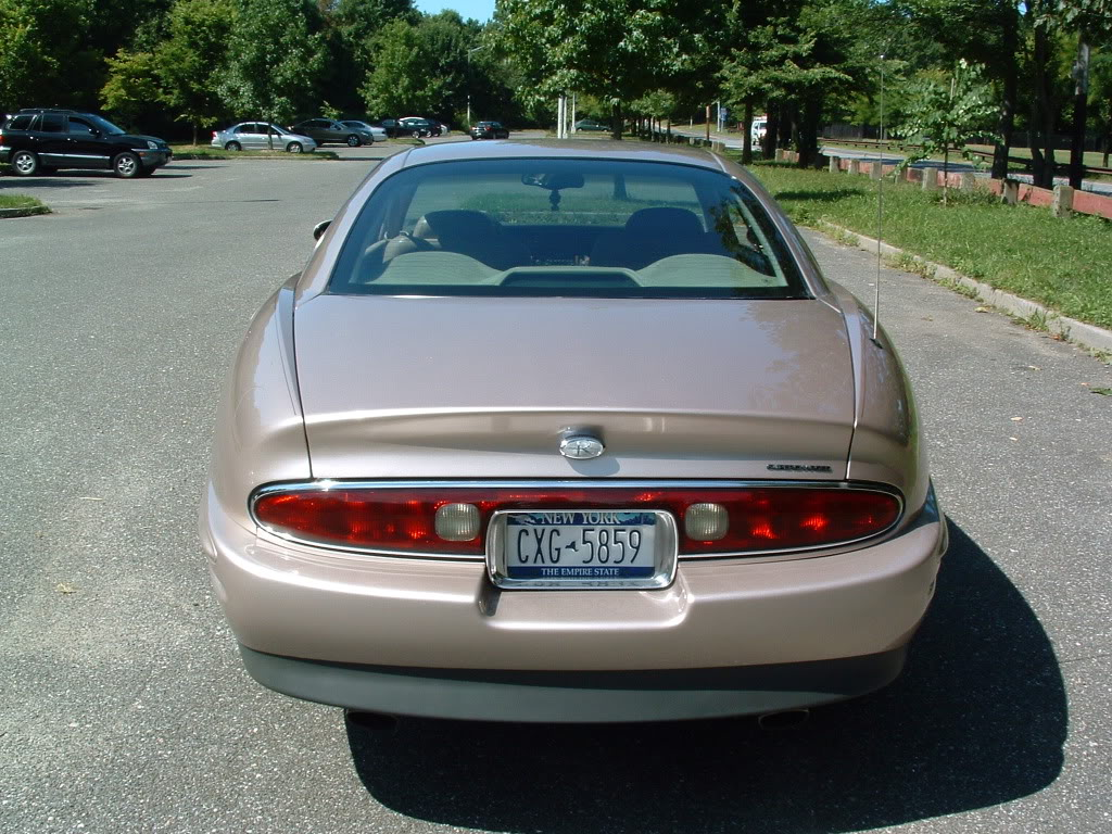 Pictures of buick riviera 1998 #11
