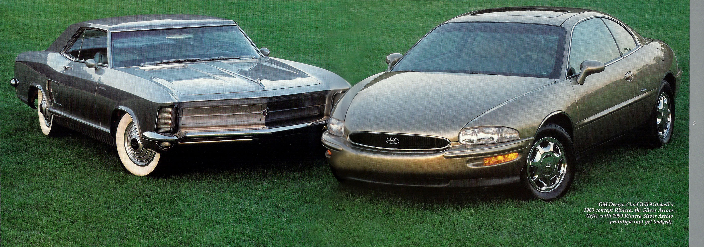 Pictures of buick riviera 1999 #4