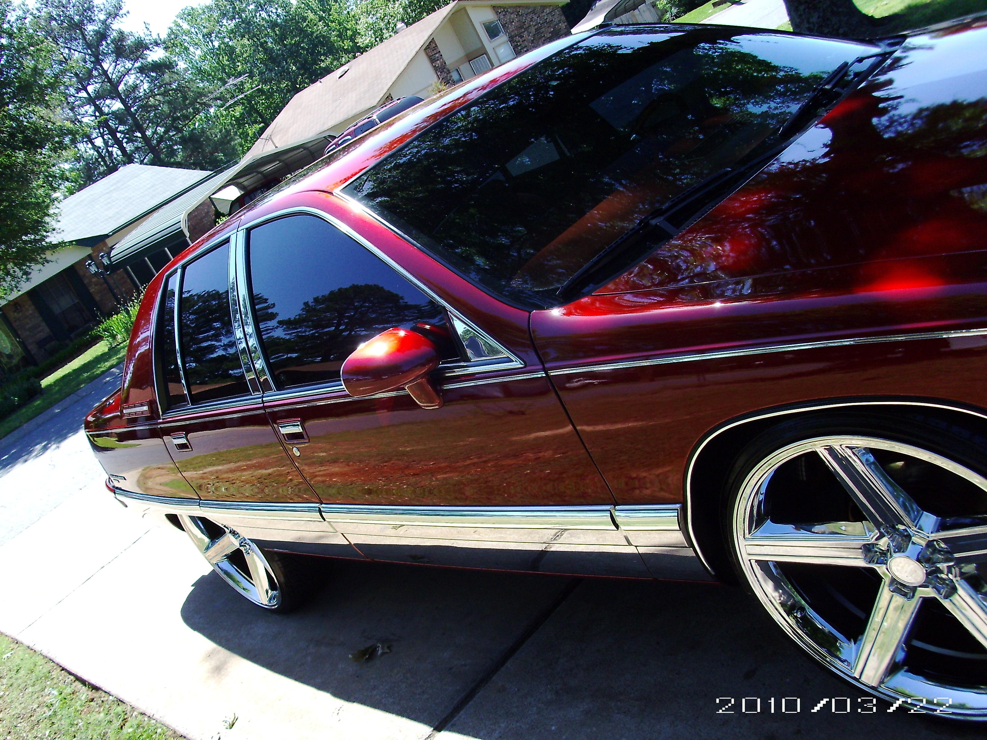 Pictures of buick roadmaster 1992 #14