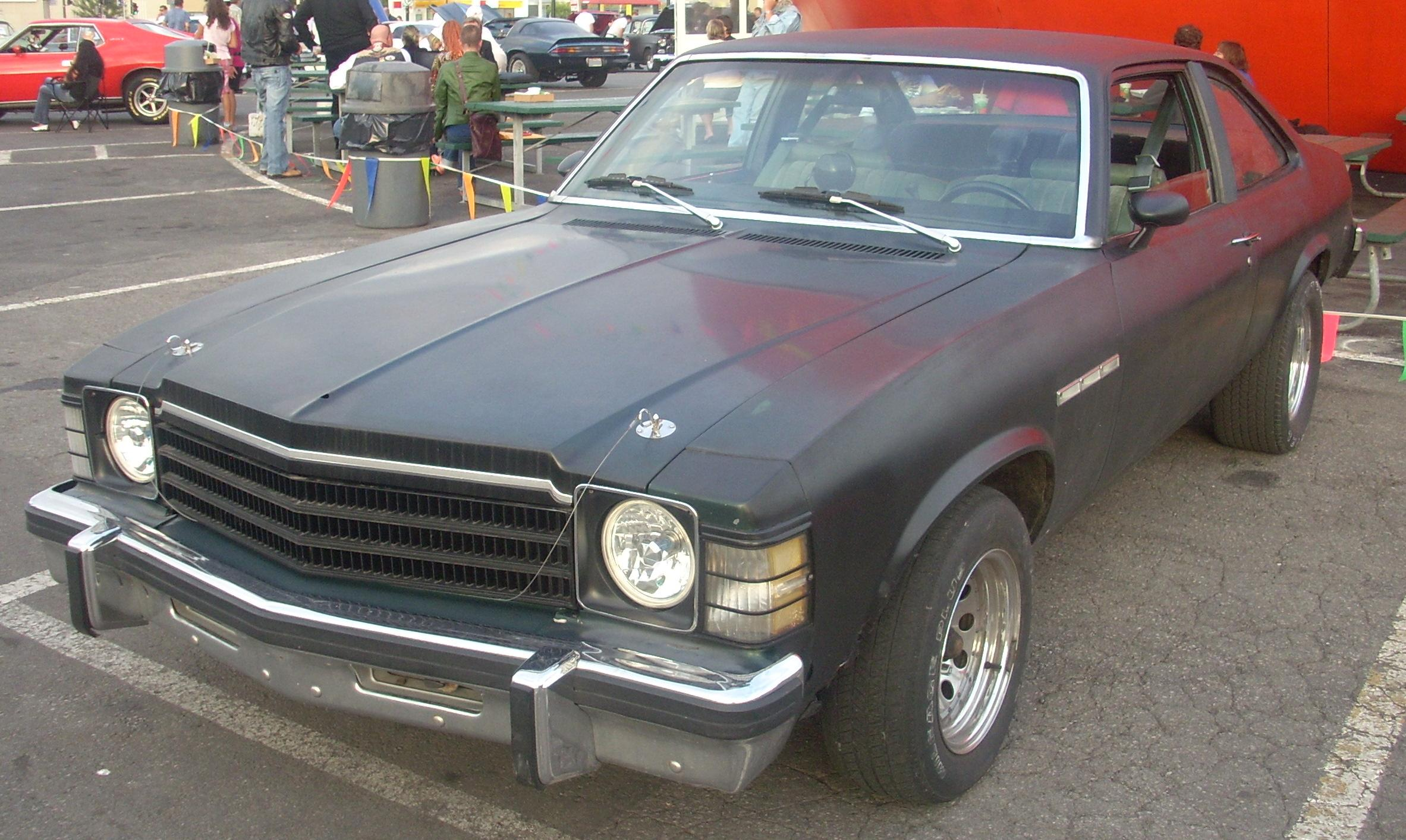 Pictures of buick skylark #8